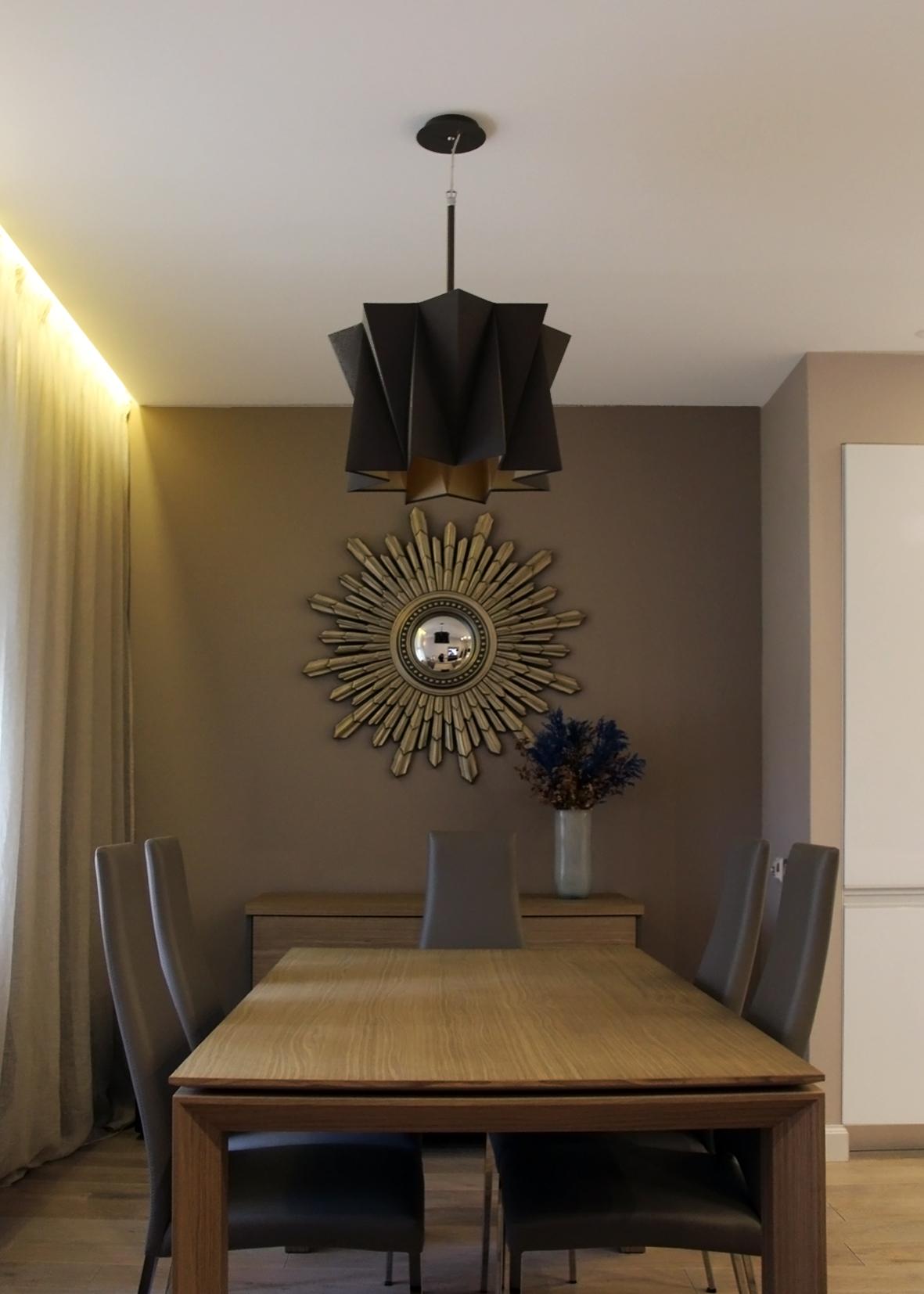Interior design with a complete redevelopment (115 sq.m.)