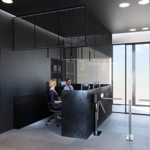 Modern office design -